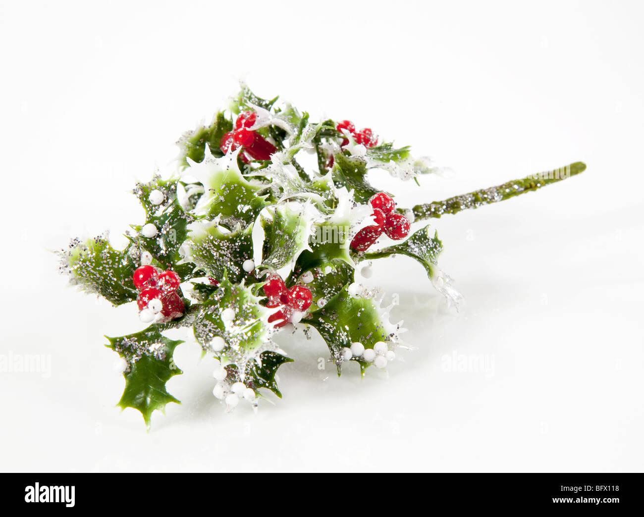 Christmas decoration - Stock Image