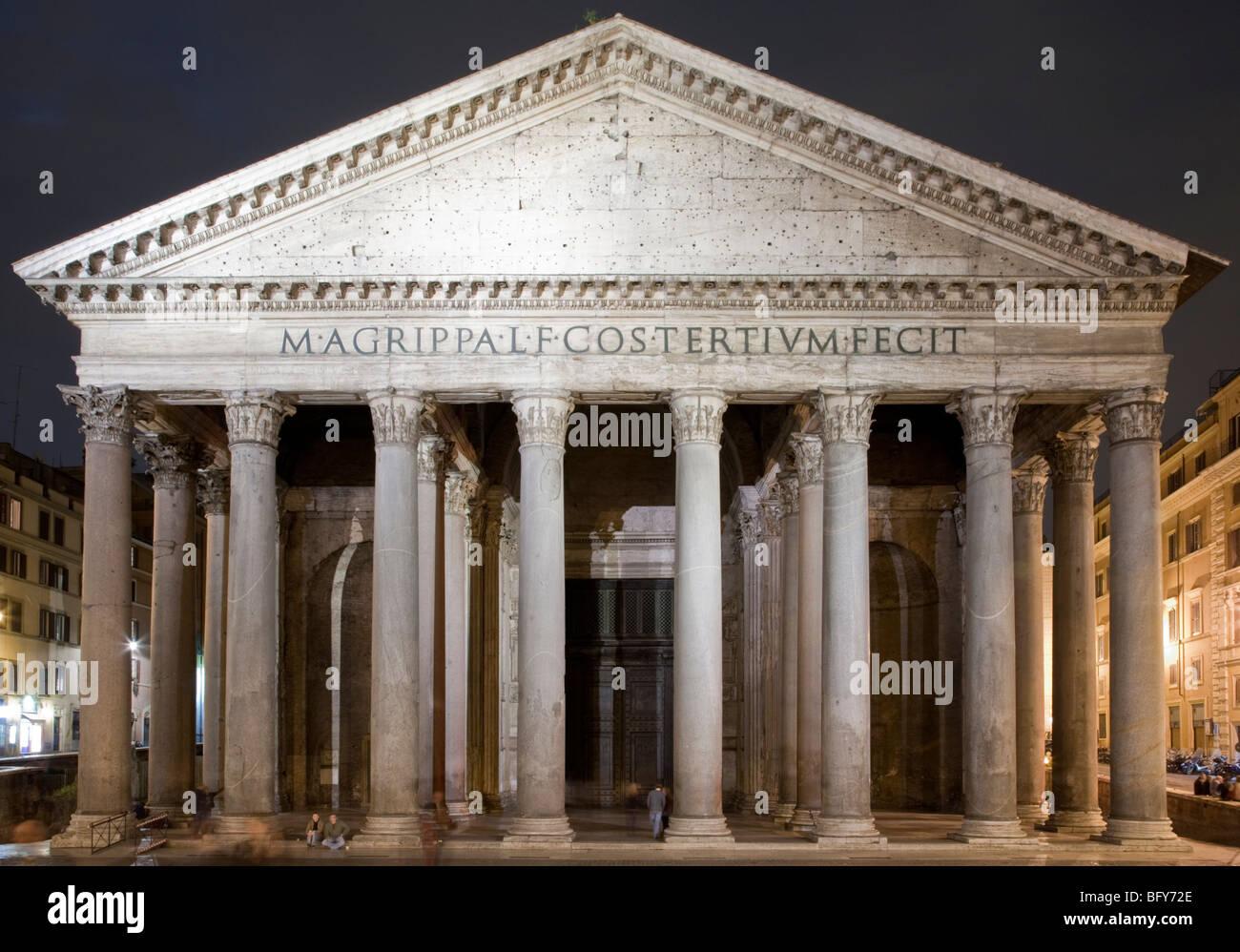 ancient roman buildings rome italy stock photo 27028470 alamy