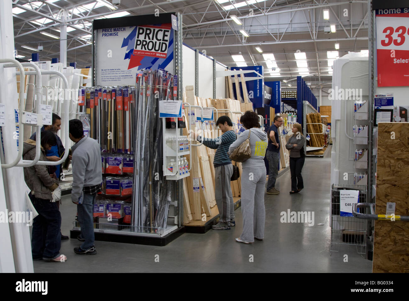 Diy store stock photos diy store stock images alamy wickes do it yourself superstore edmonton london stock image solutioingenieria Gallery