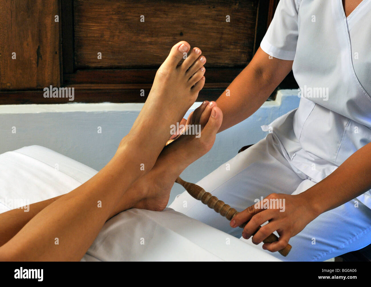 Gay feet massage