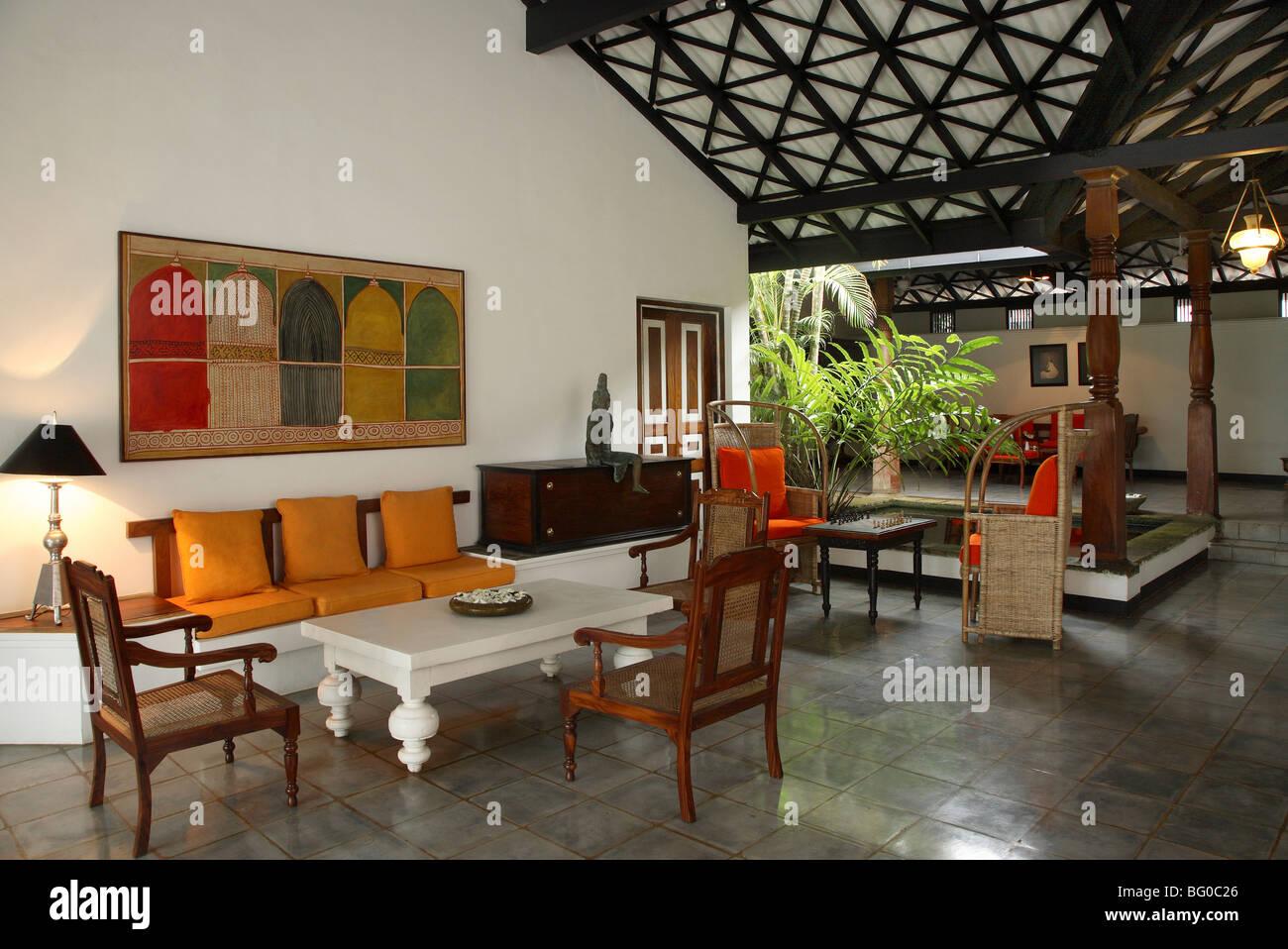 Living Room In Sri Lanka Asia Stock Photo Alamy