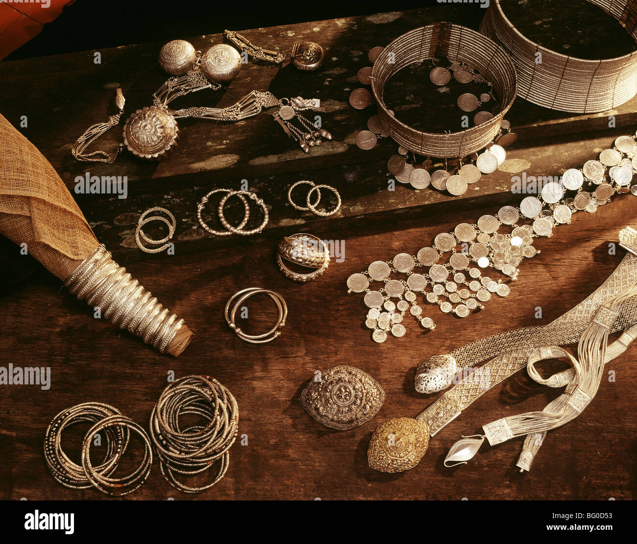 Image result for Iban silver ware
