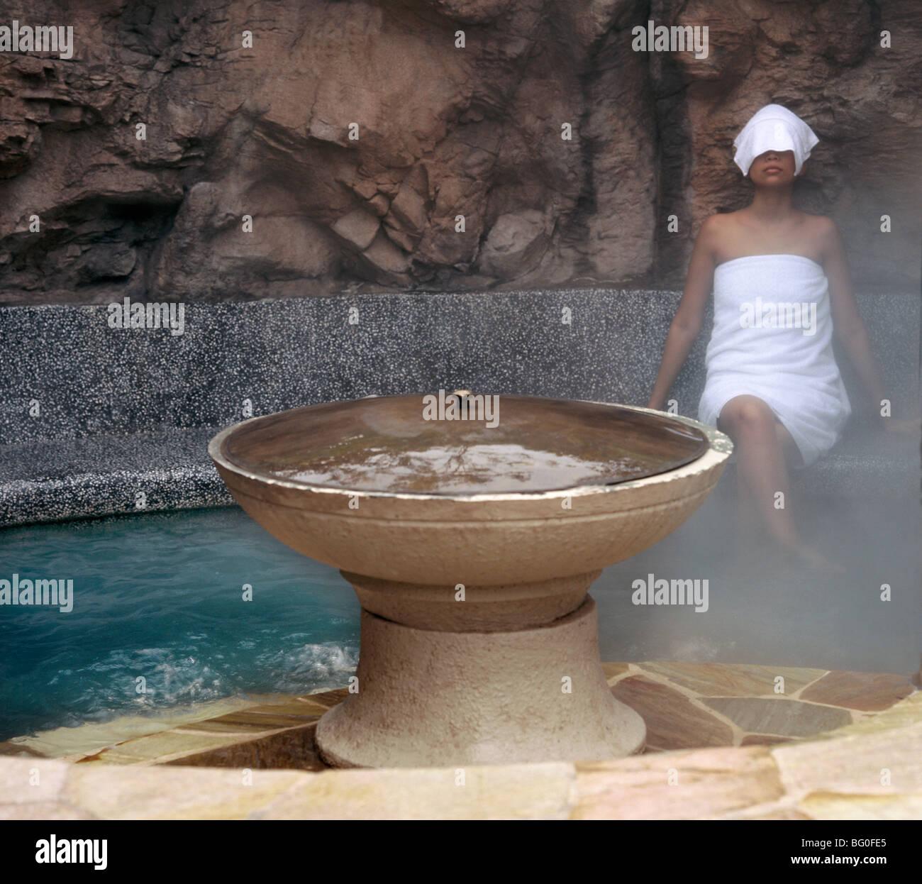 Spa Bath And Southeast Asia Stock Photos & Spa Bath And Southeast ...