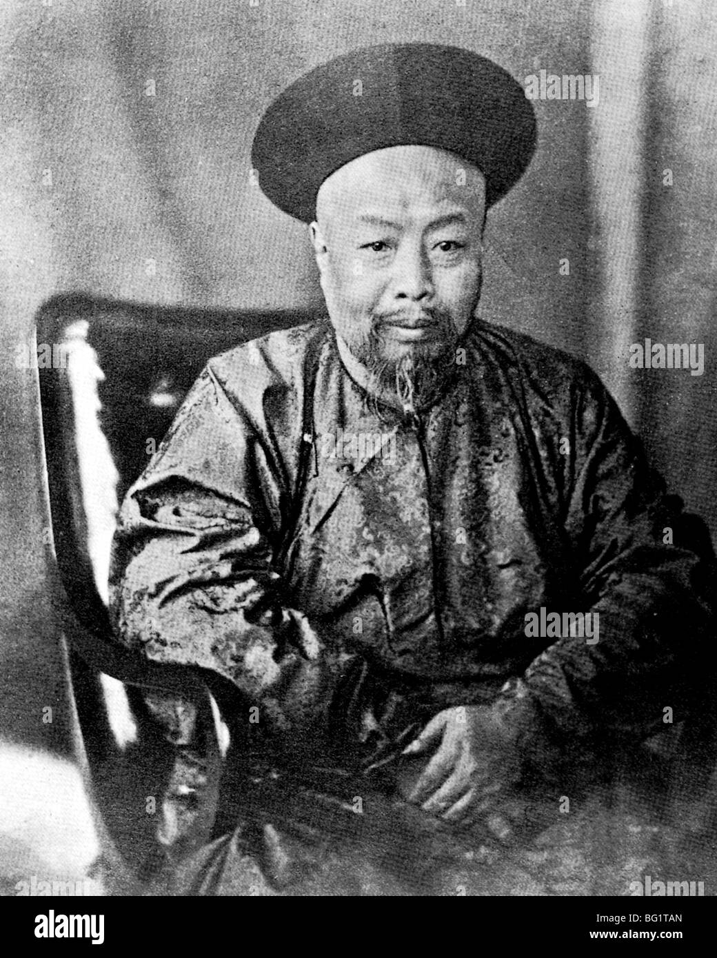 YEH MING-CHIN - Chinese official who attempted to halt the import ...