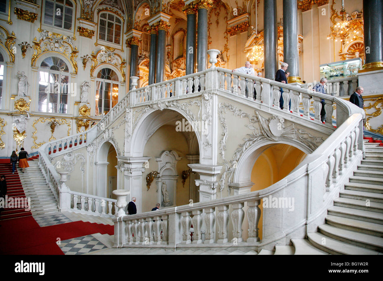 Winter Palace in St. Petersburg 74