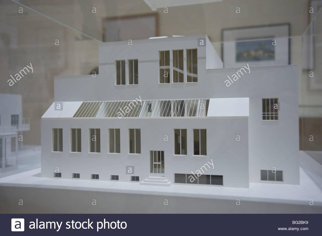 Wien, Wittgensteinhaus - Stock Image