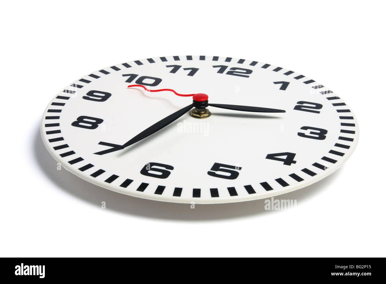 Wall Clock - Stock Image