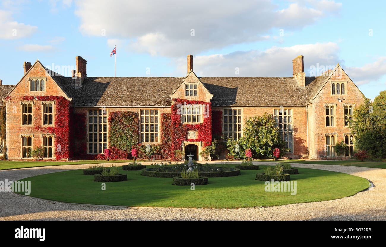Littlecote House Berkshire England - Stock Image