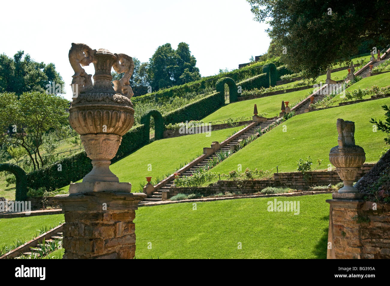 Bardini Florence High Resolution Stock Photography And Images Alamy