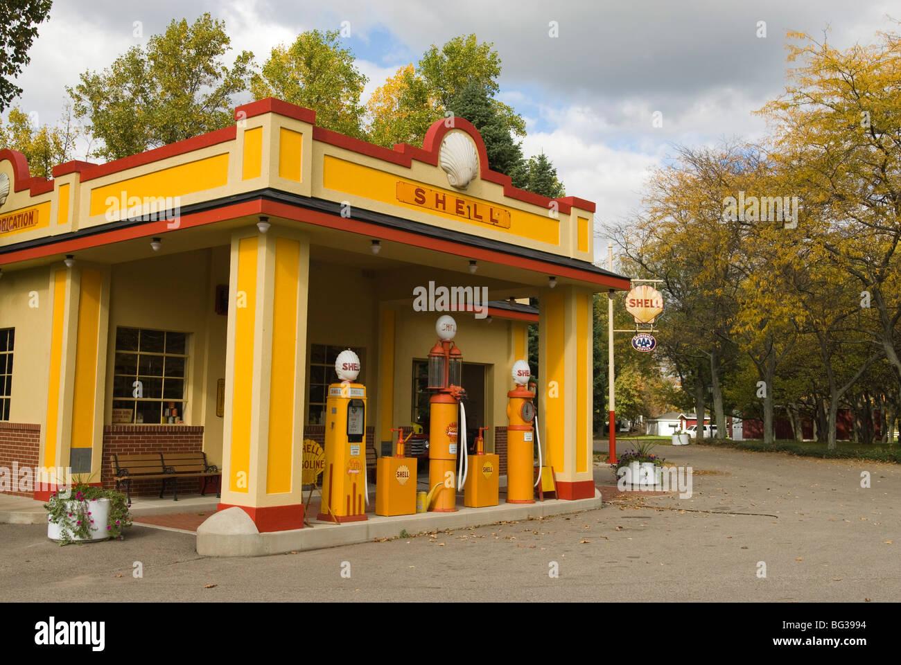 Gilmore Car Museum, Hickory Corners, Michigan, United States of America, North America - Stock Image
