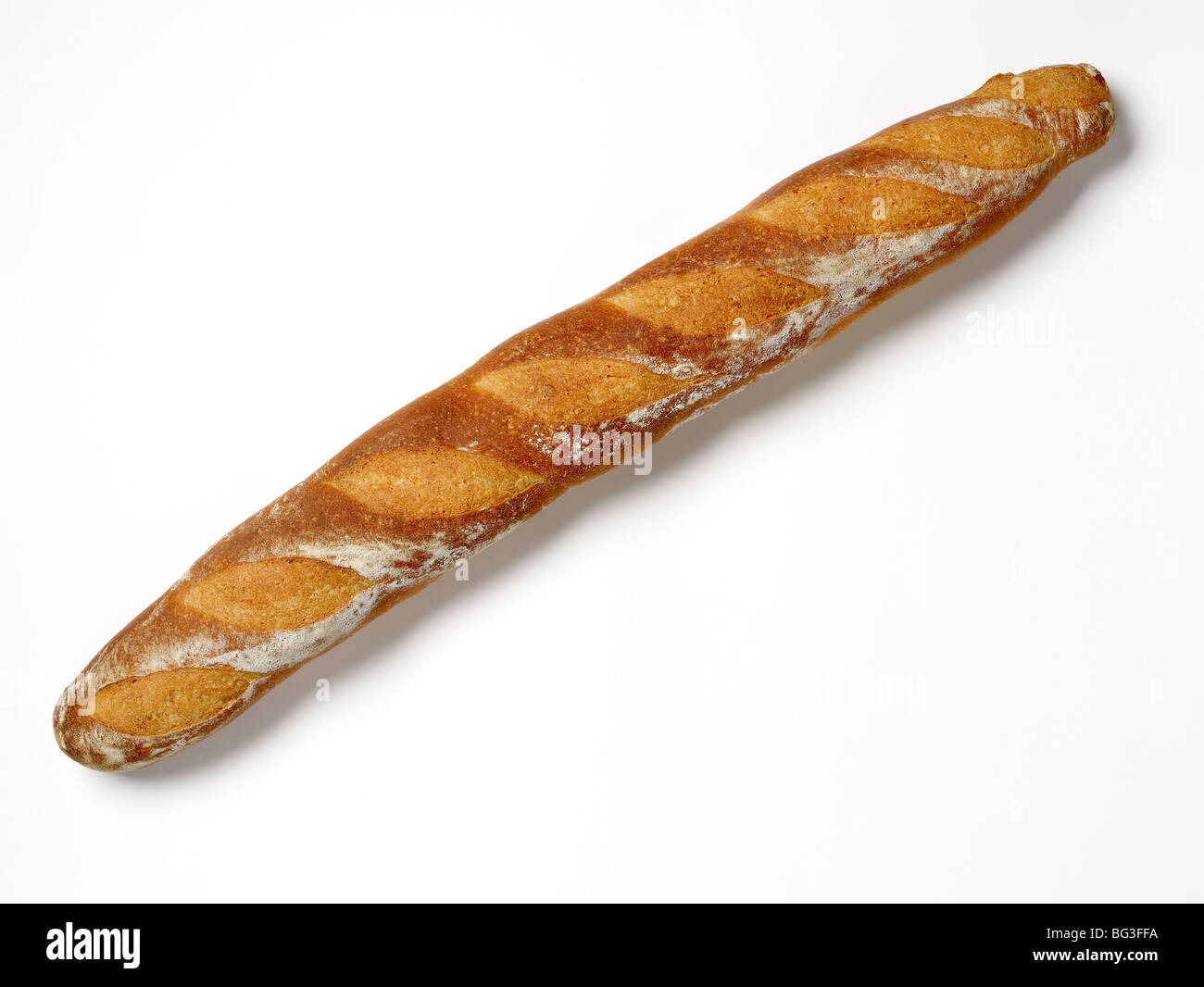 French Baguette - Stock Image