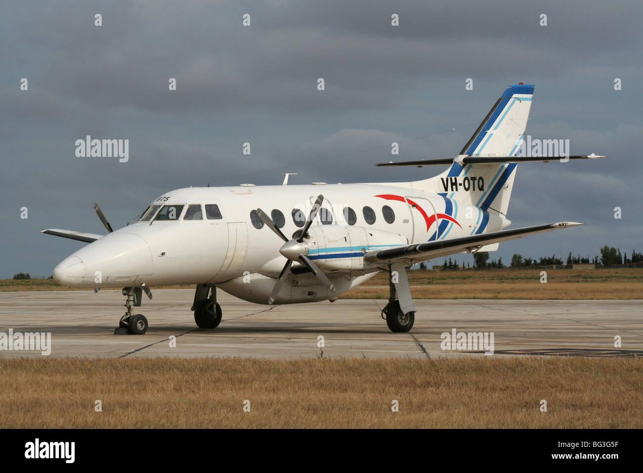 British Aerospace Jetstream 32 - Stock Image