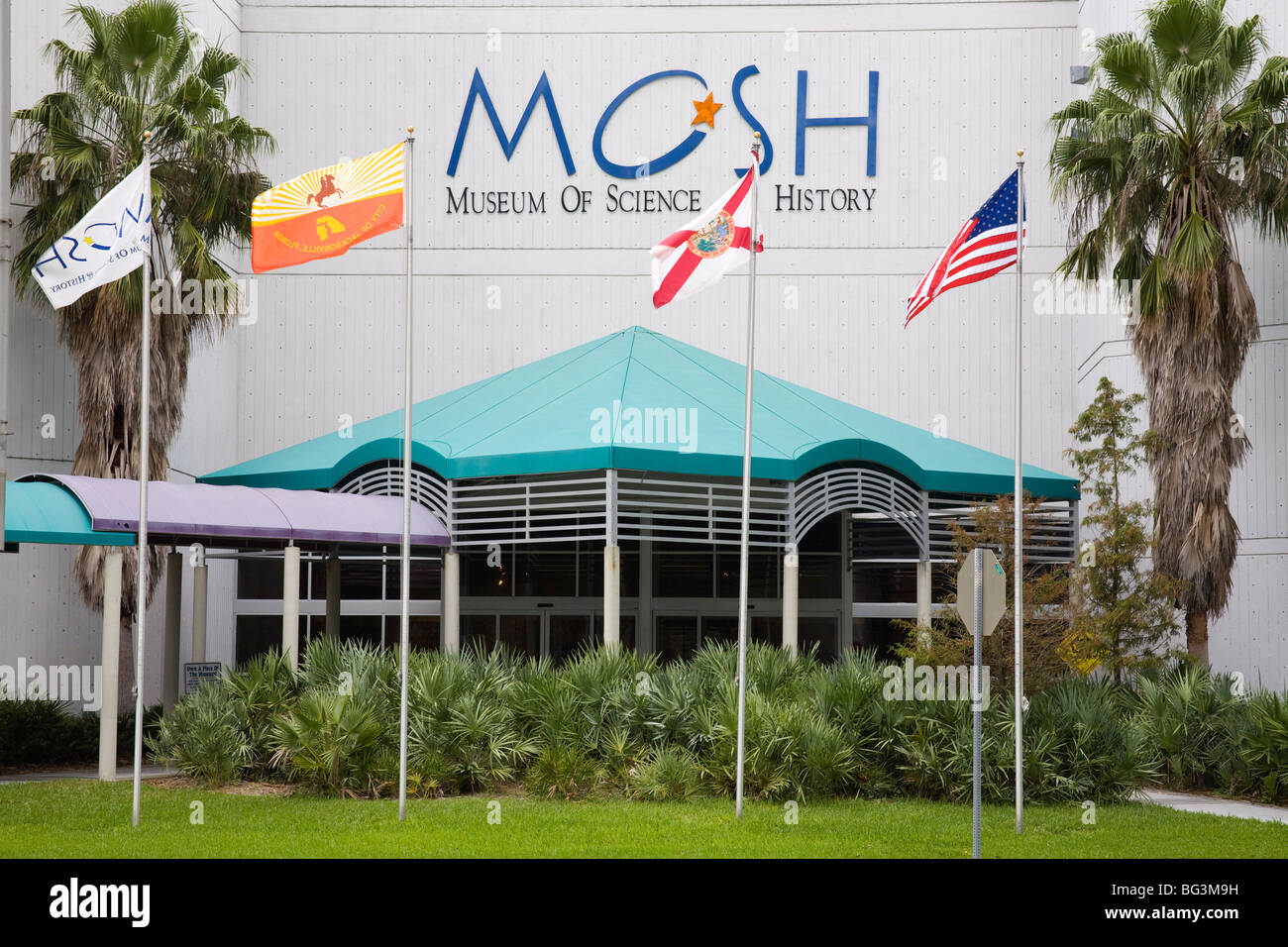 Museum of Science and History, Jacksonville, Florida, United States of America, North America - Stock Image