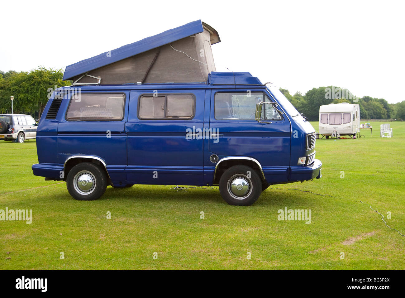 Vw Transporter High Resolution Stock Photography And Images Alamy