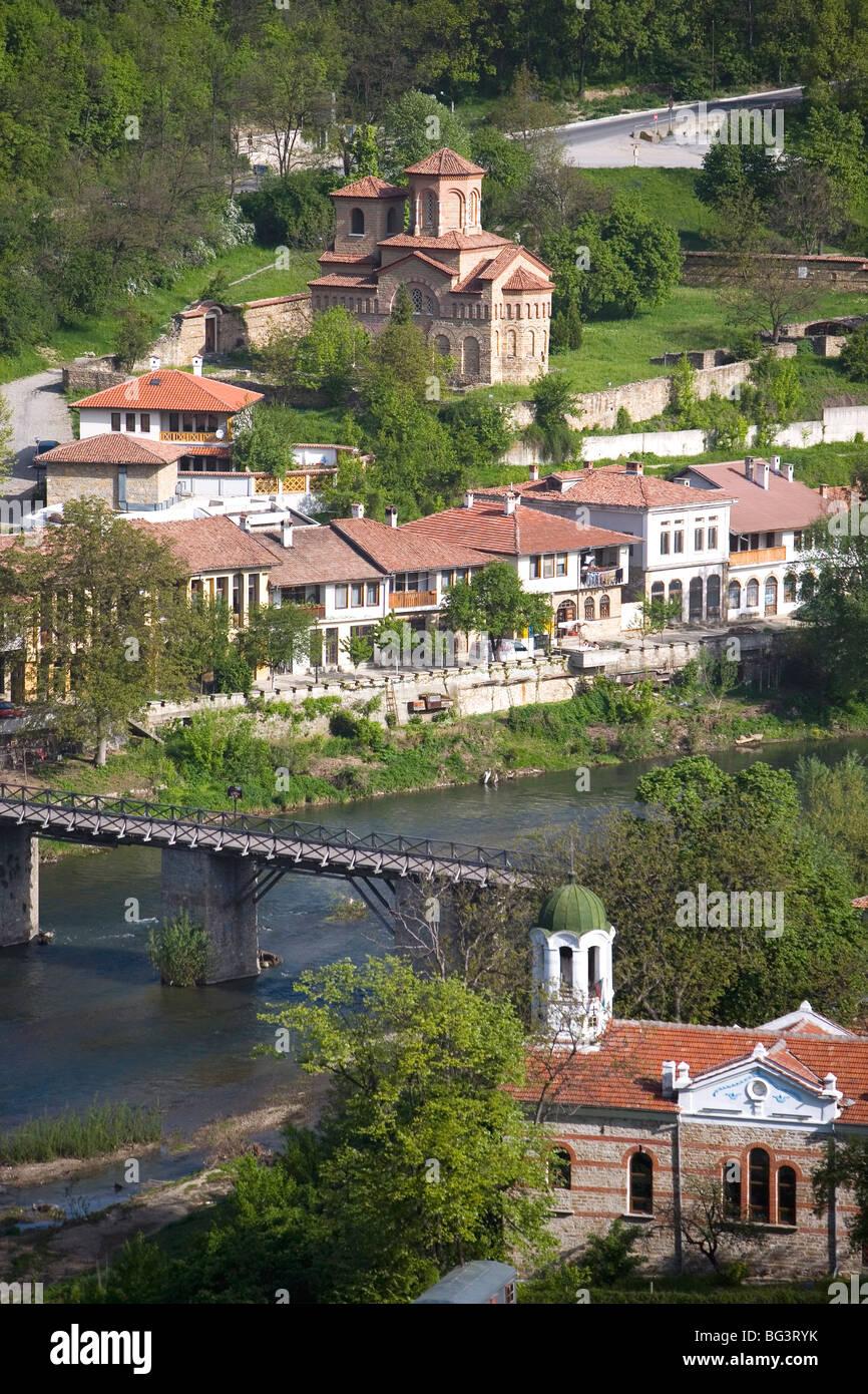 St. Dimitar church, Veliko Tarnovo, Bulgaria, Europe Stock Photo