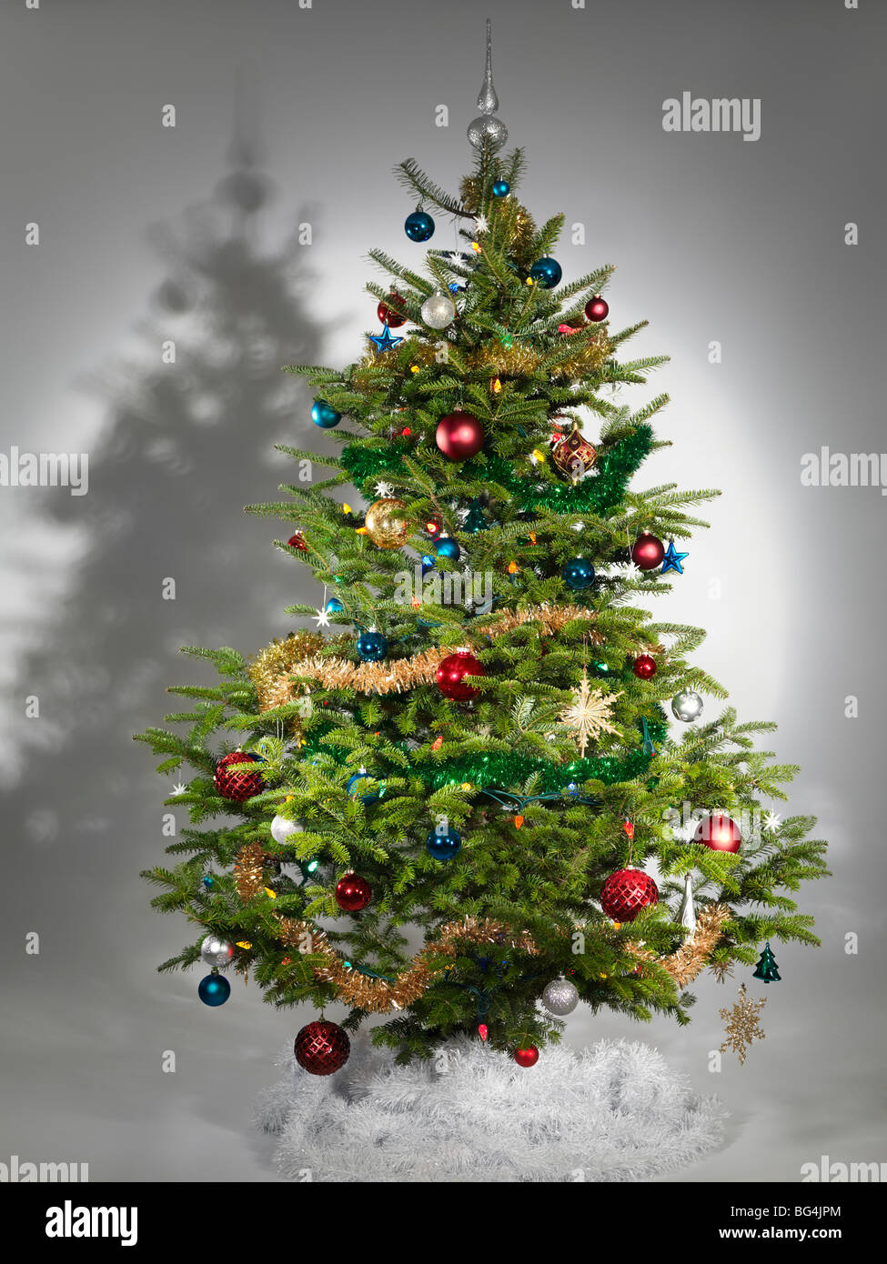 Real Christmas Tree Stock Photos & Real Christmas Tree Stock Images ...