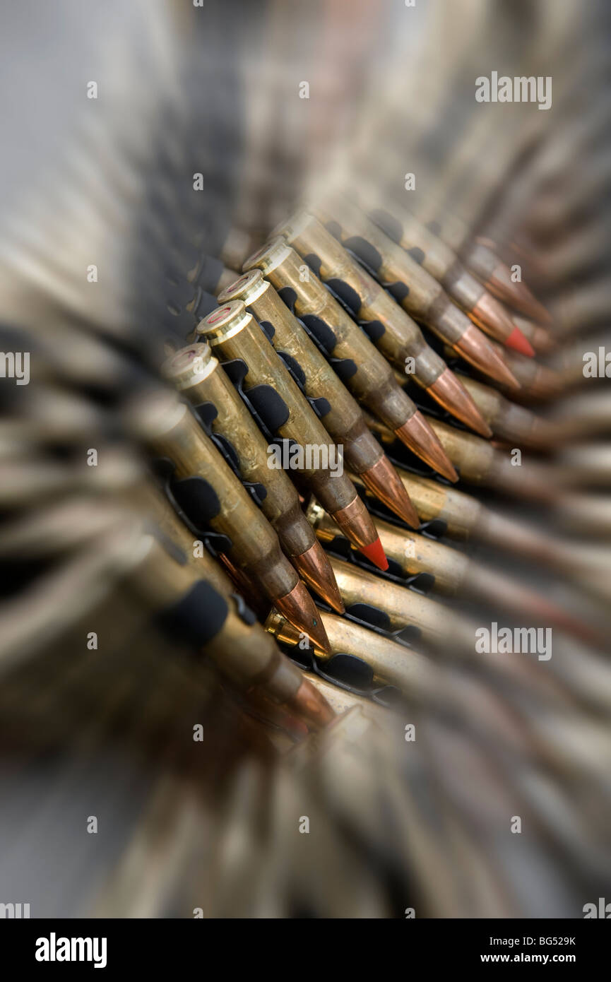 Bullets - Stock Image
