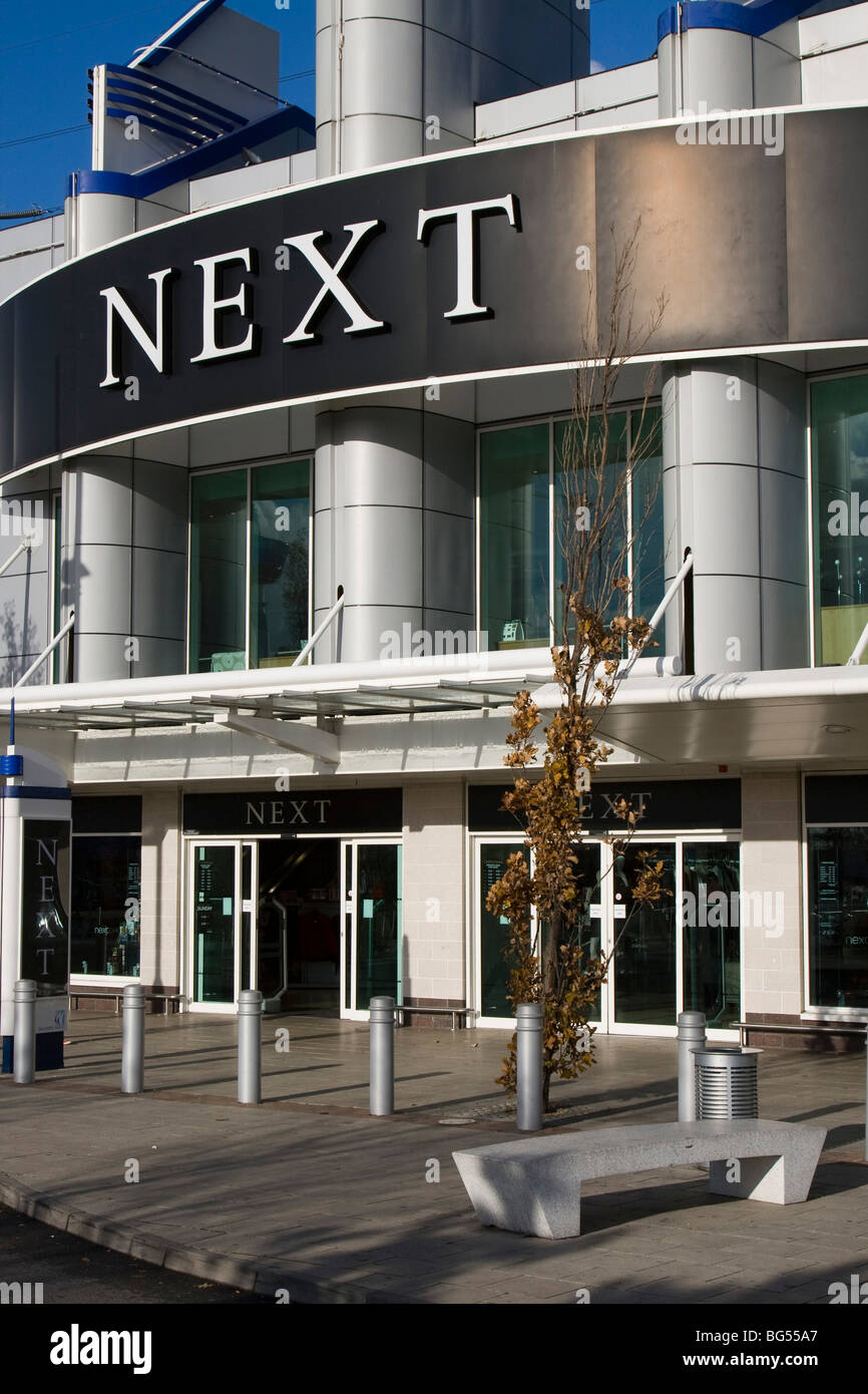 next store gallions reach shopping centre within the M25 east london england uk gb Stock Photo