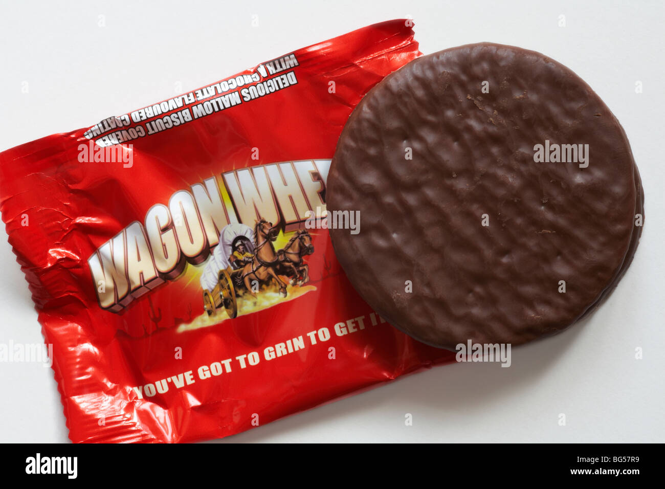 Wagon Wheels Biscuit High Resolution Stock Photography And Images Alamy