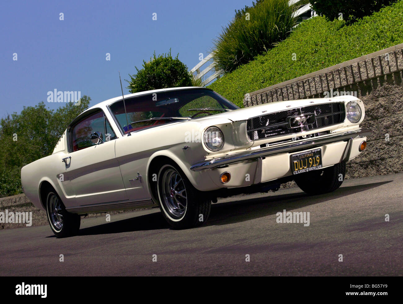 Ford Mustang Coupe Stock Photos   Ford Mustang Coupe Stock Images ... 1f3326eda0