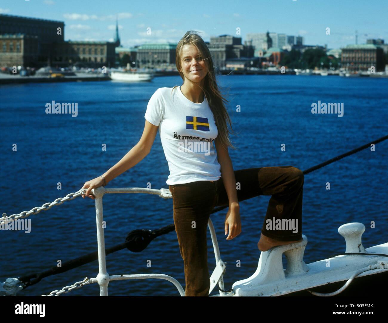 sweden girl