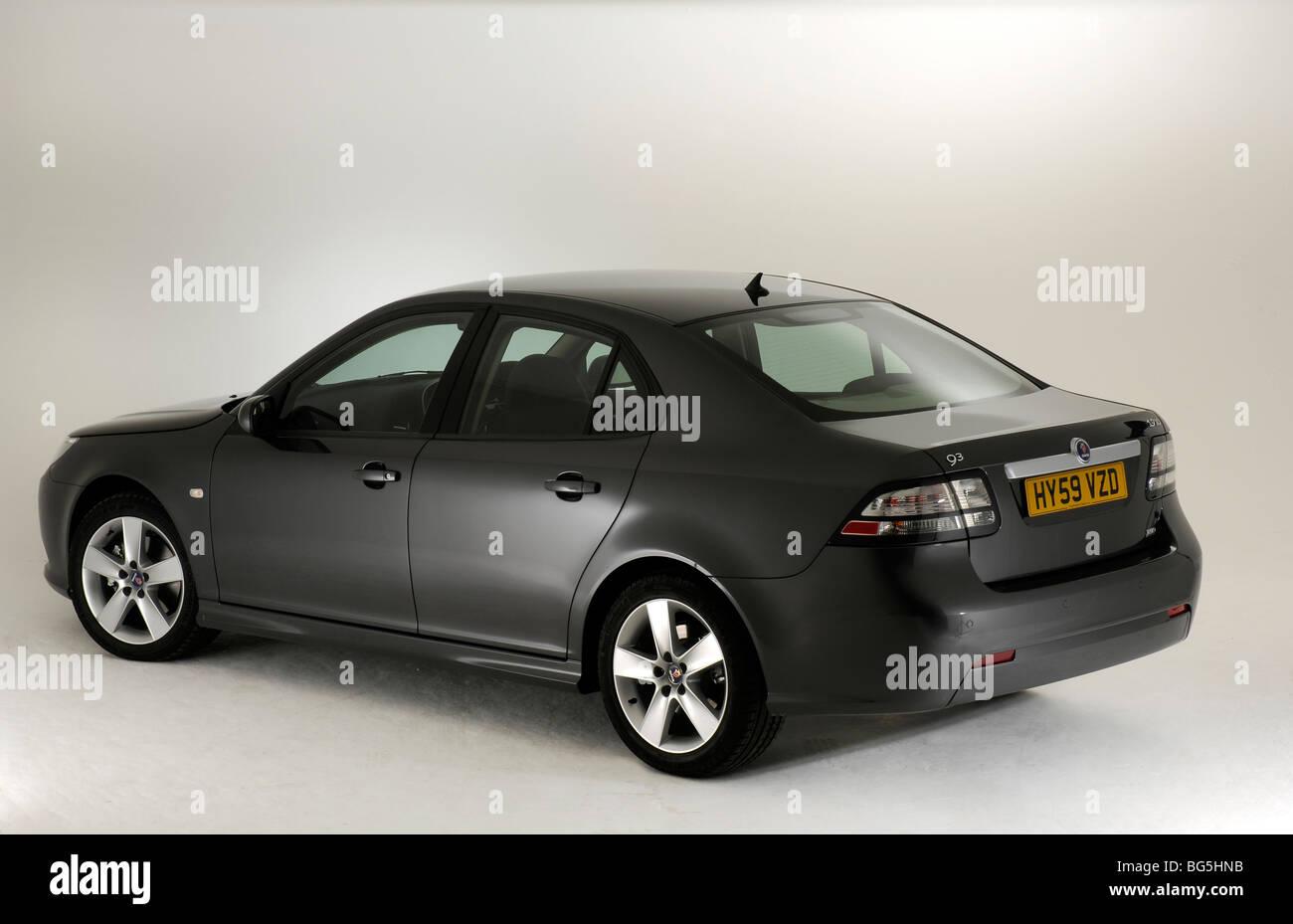 2009 Saab 93 - Stock Image