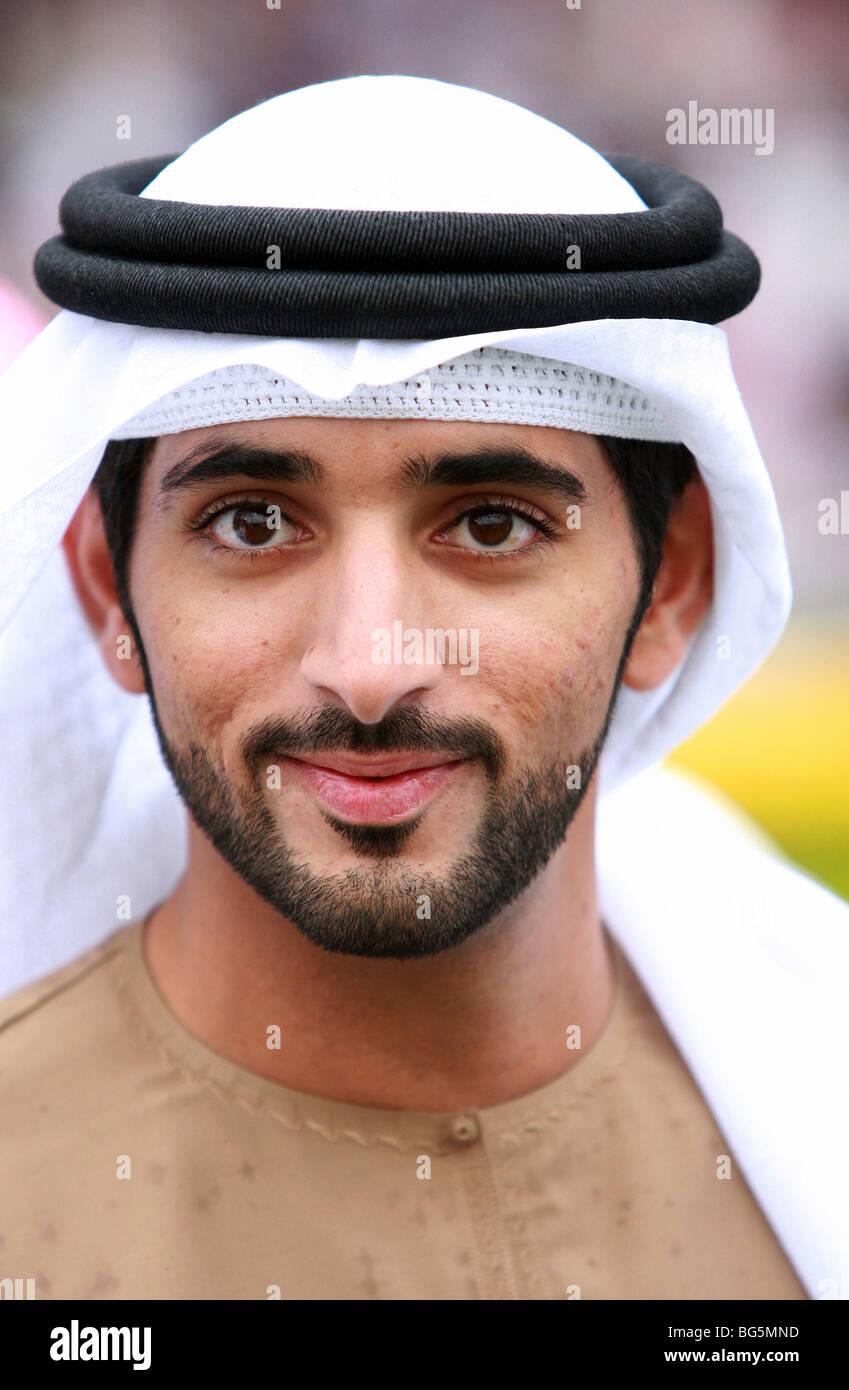 Sheikh Hamdan bin Mohammed bin Rashid al Maktoum, Dubai ...