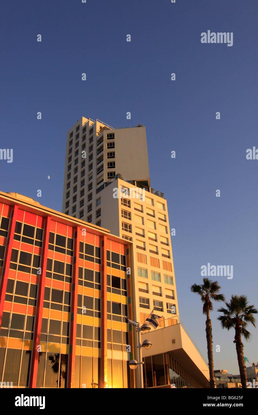 Israel, Tel Aviv-Yafo, the Dan Hotel - Stock Image