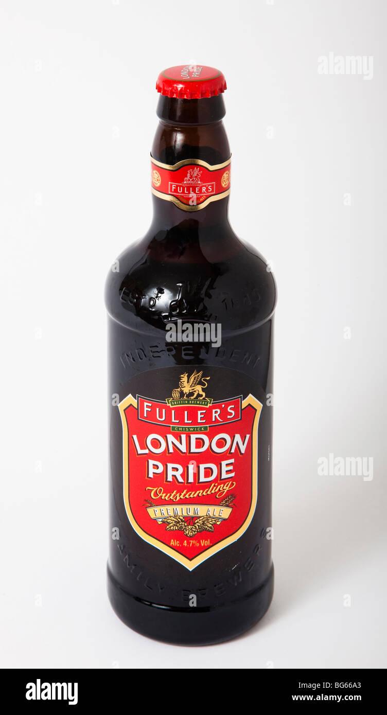 bottle fullers london pride ale bitter - Stock Image