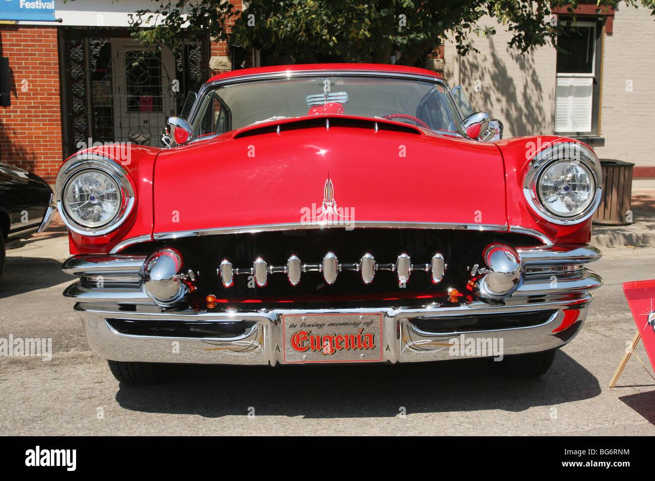 Auto 1953 Mercury Customized