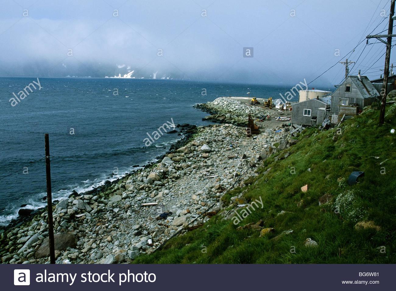 Big Diomede Island Alaska