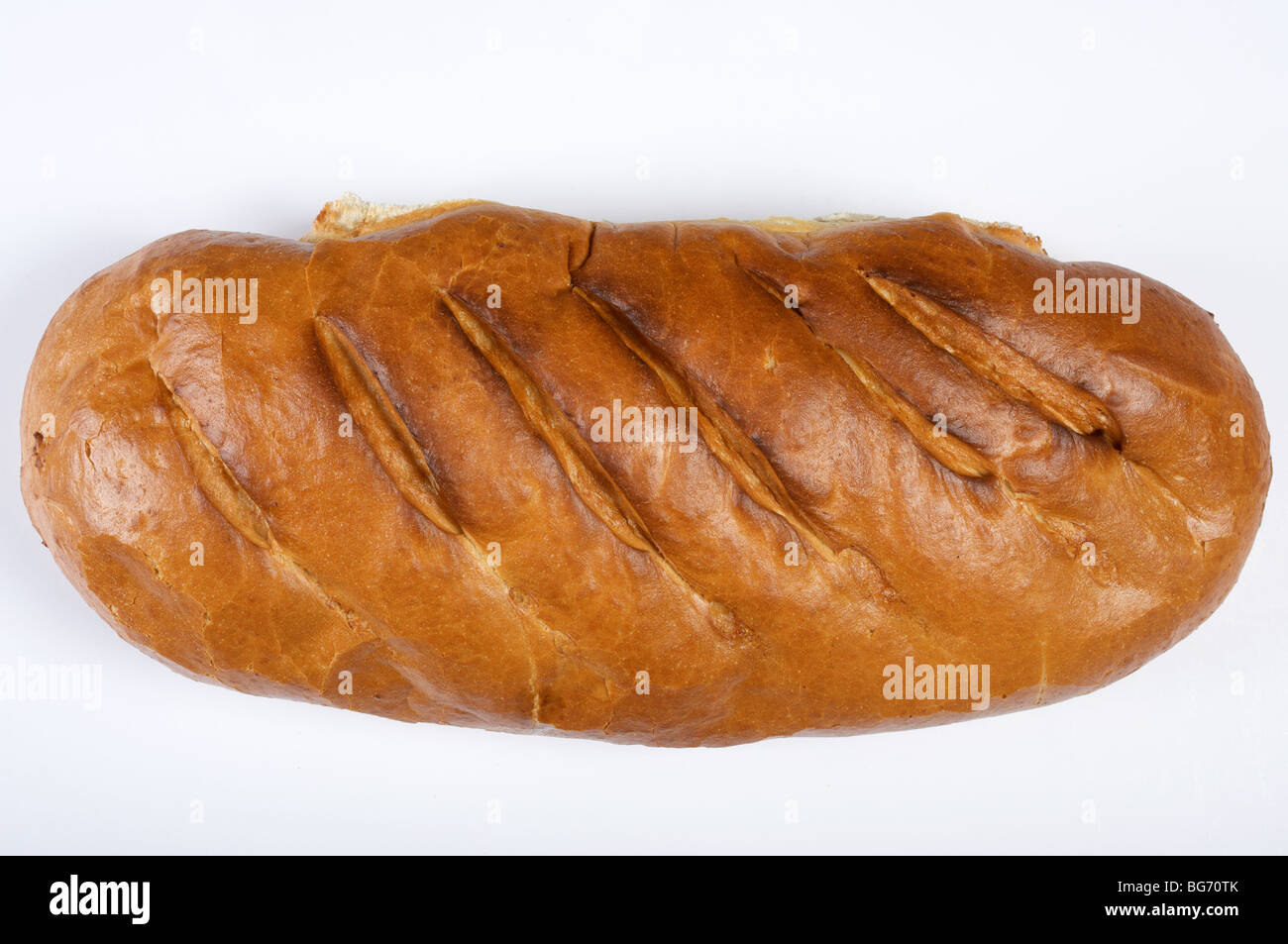 Giant Bloomer loaf of bread - Stock Image