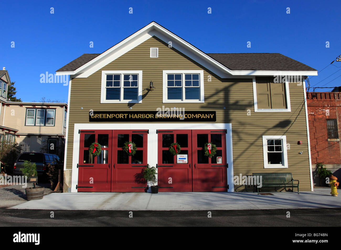 Beer Brewery On Long Island
