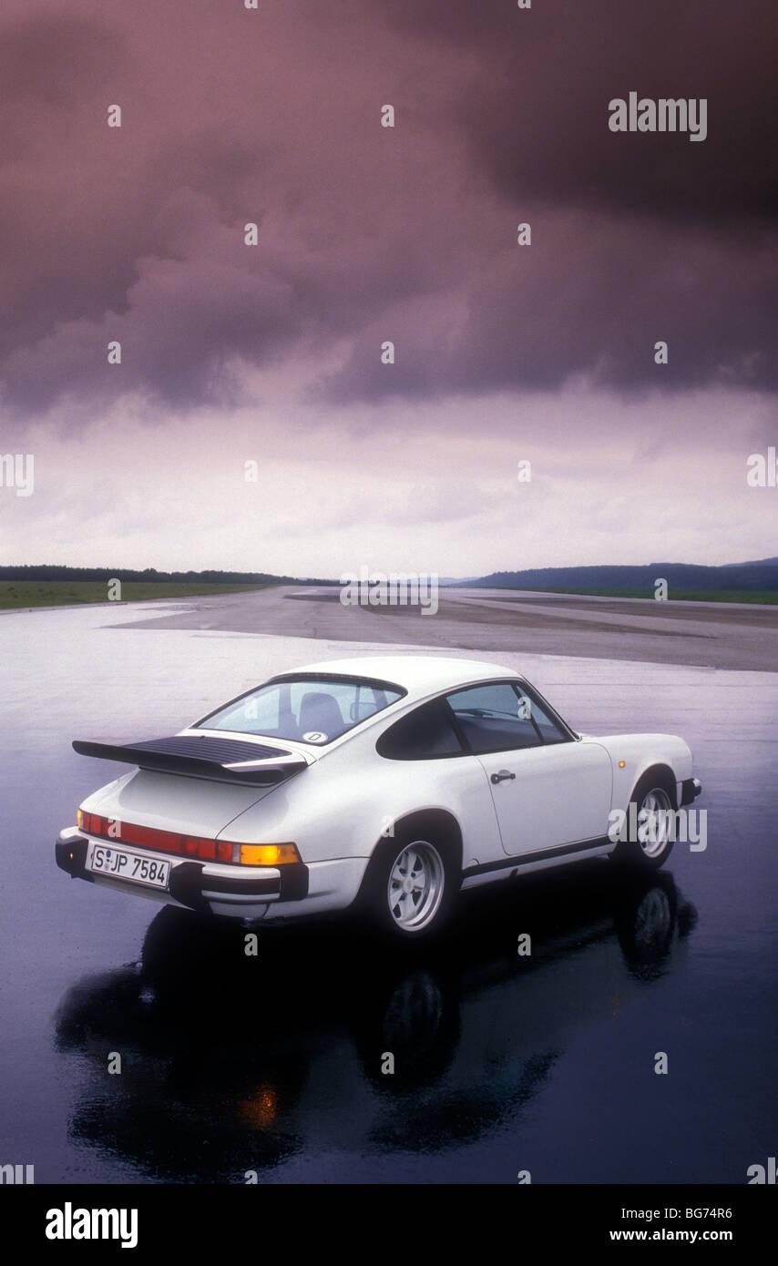 1987 Porsche 911 Clubsport - Stock Image