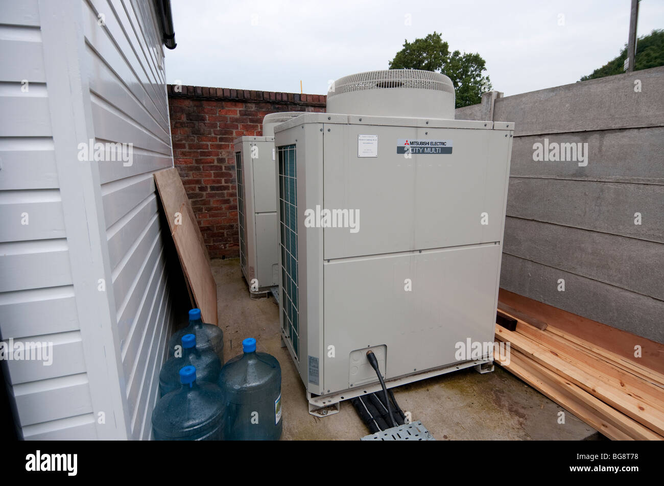 Mitsubishi Electric City Multi Air Conditioning Units