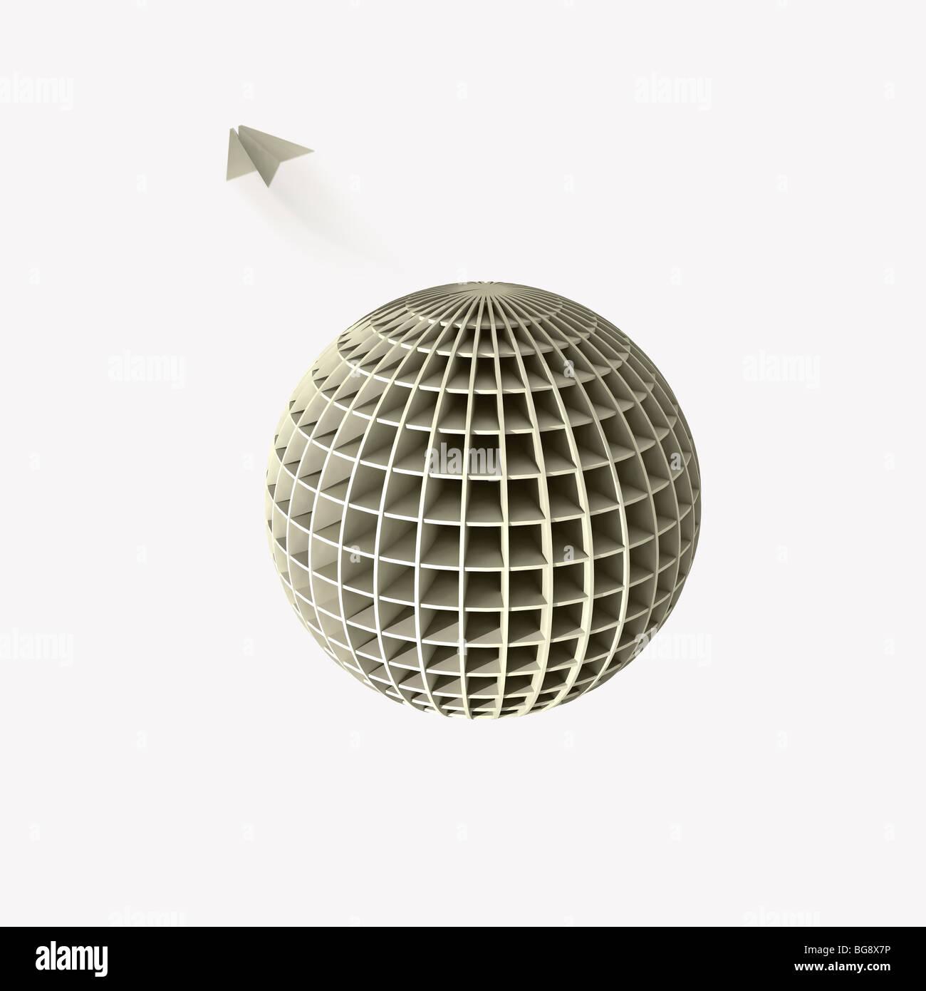 global innovations - Stock Image