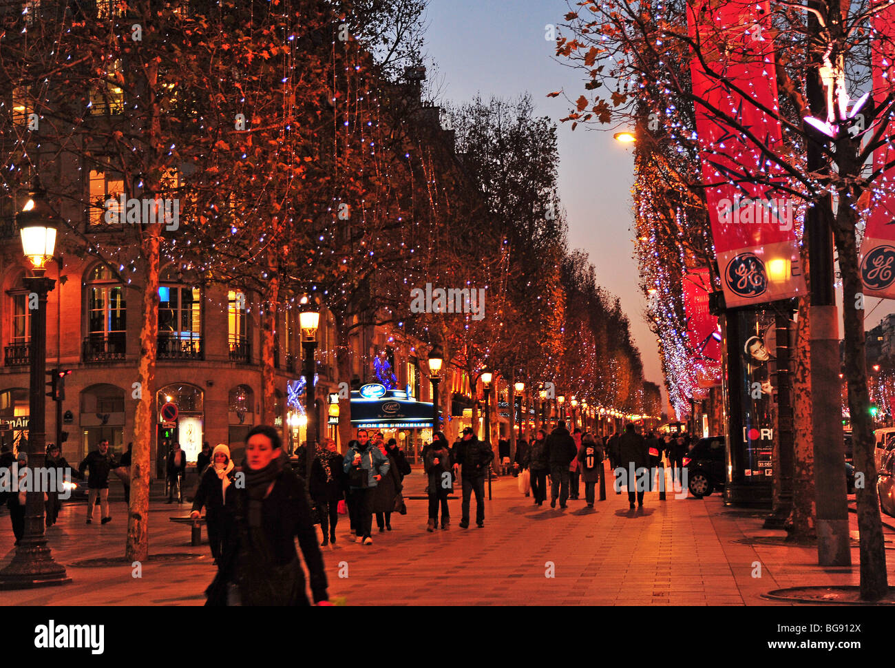 paris christmas france christmas lighting power saving on - France Christmas