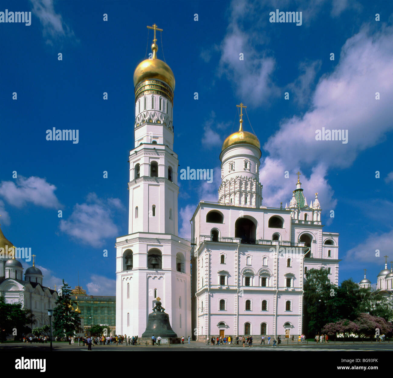 Archangel Cathedral of the Moscow Kremlin: description, architecture 32