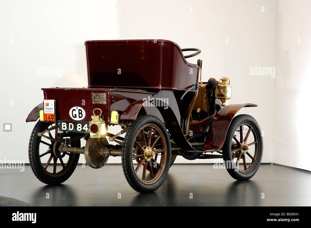 Peugeot 1902 - Stock Image