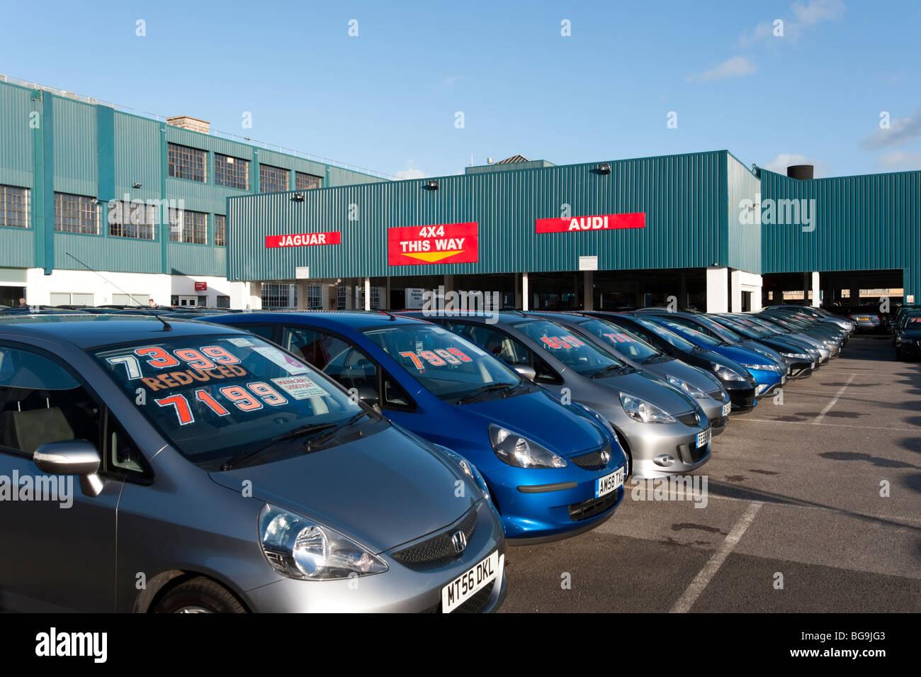 Car Dealer Uk Stock Photos Car Dealer Uk Stock Images Alamy