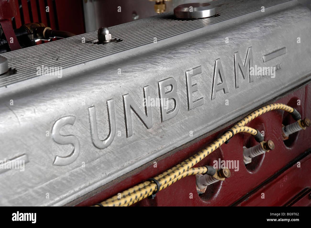 Sunbeam 23.8hp Tourer 1932 - Stock Image
