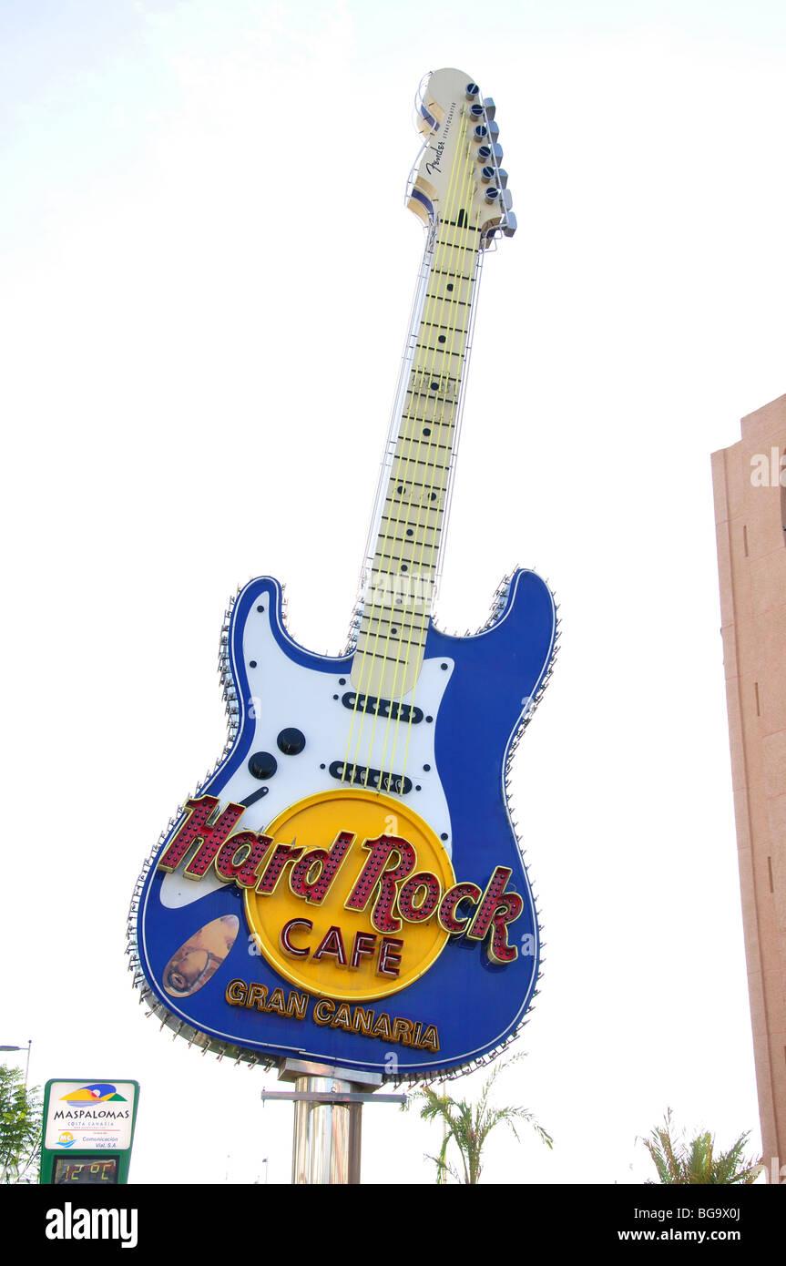 Hard Rock Cafe Puerto Rico Gran Canaria
