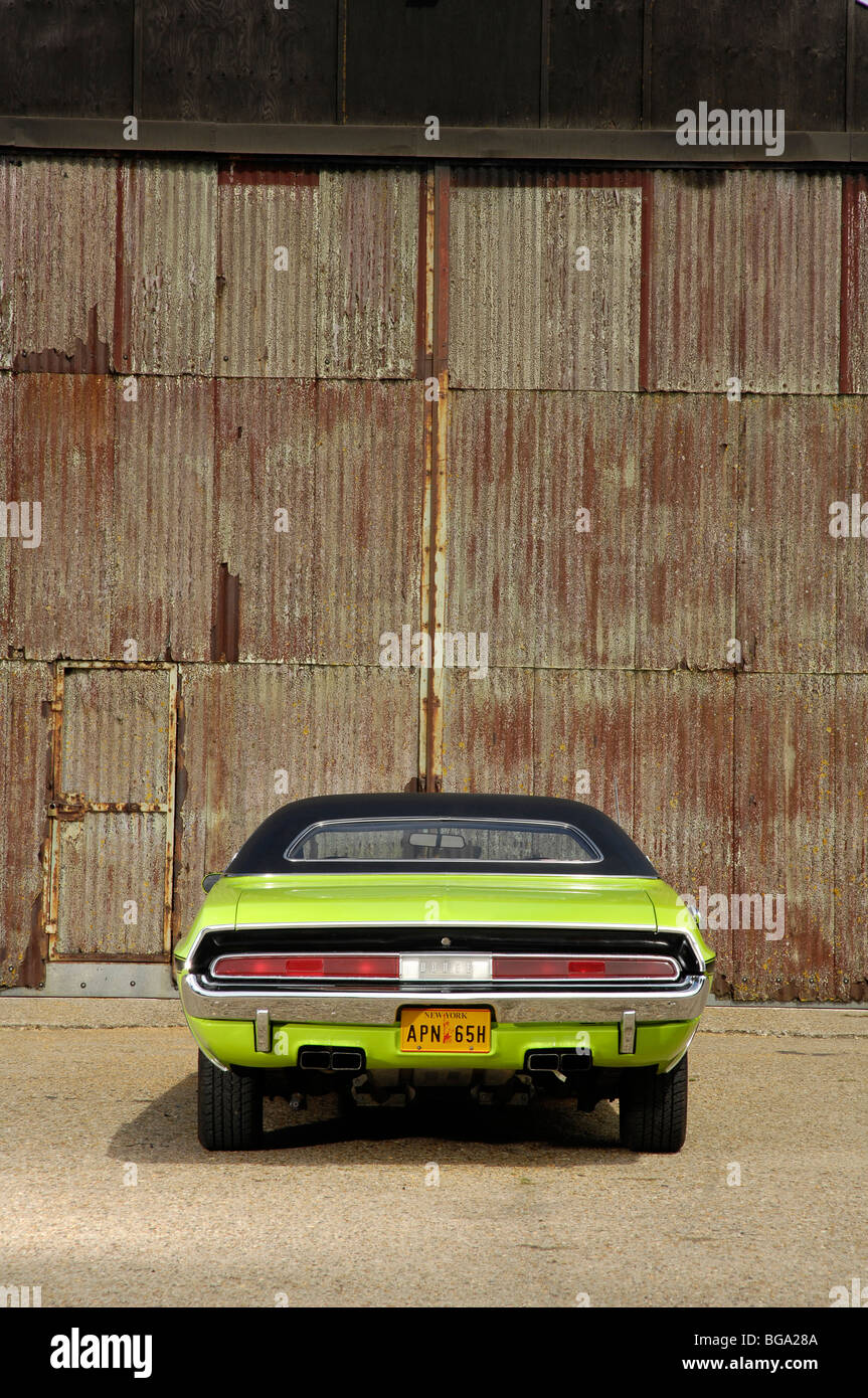 Dodge Challenger RT SE 1970 - Stock Image