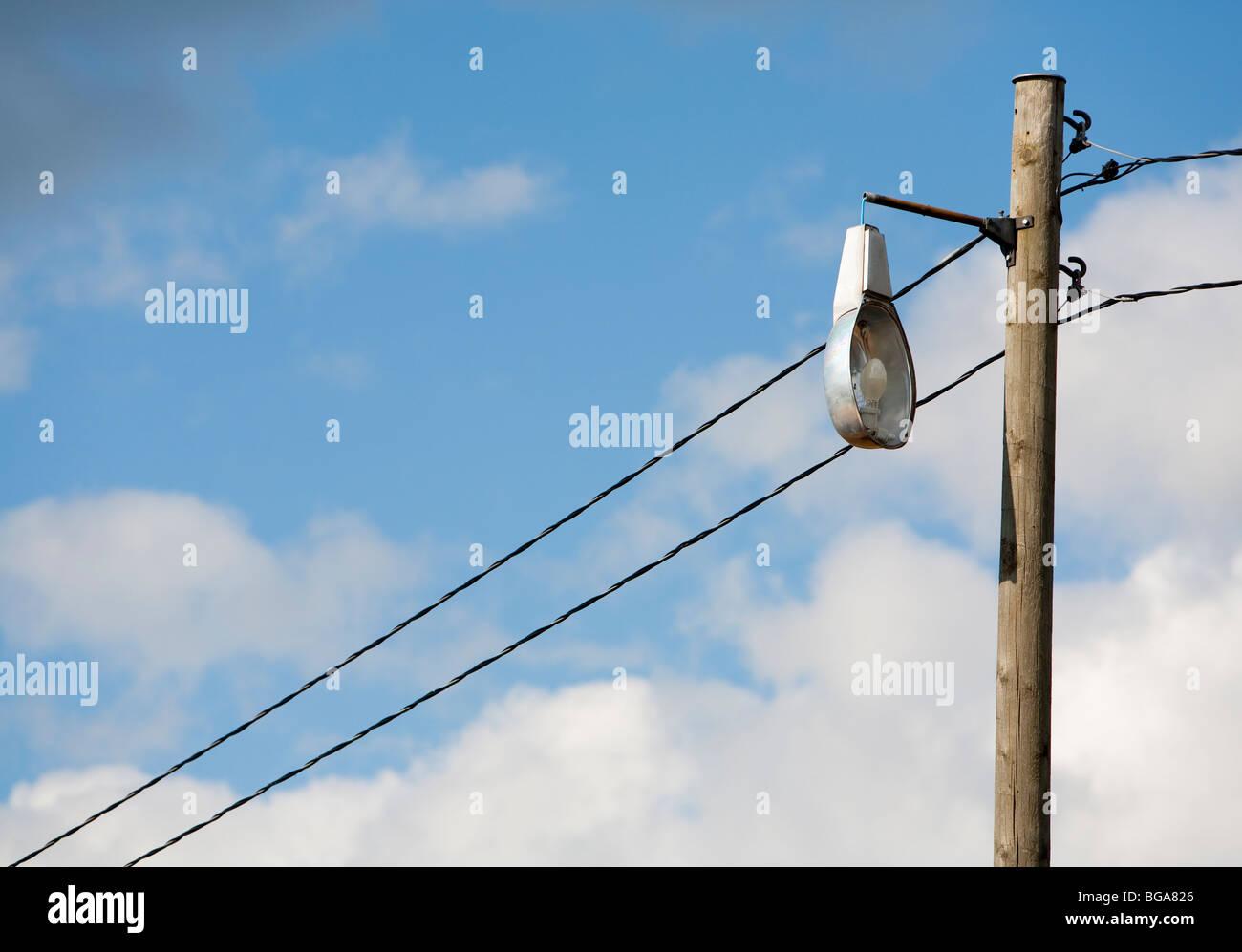 Broken Street Lamp Stock Photos & Broken Street Lamp Stock Images ...
