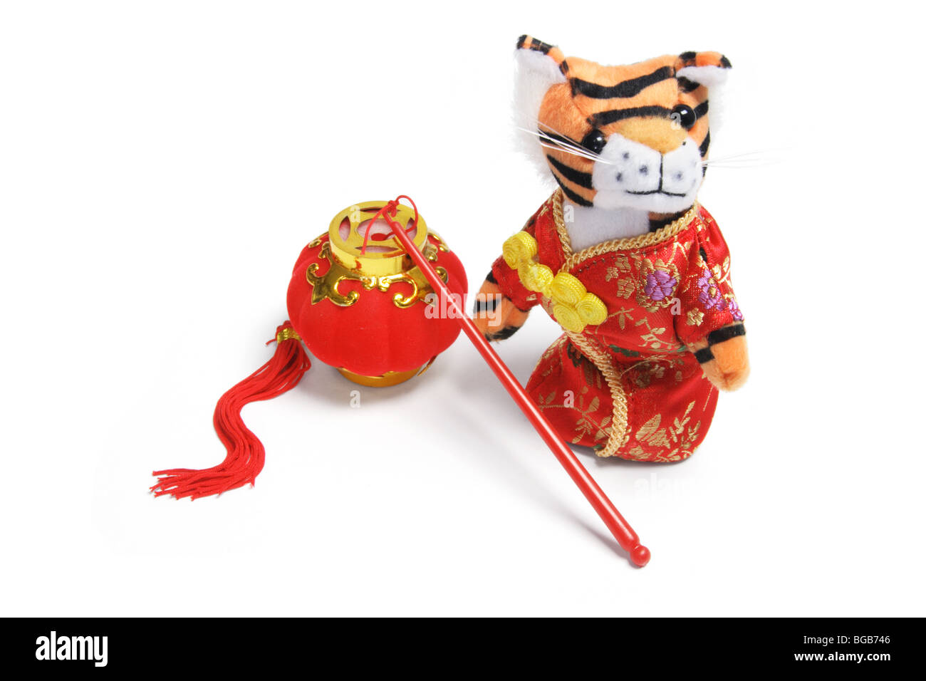Year of the Tiger - Stock Image