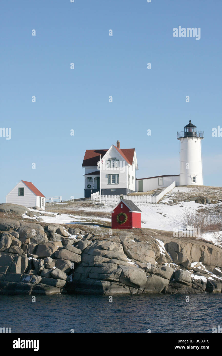 USA Maine York - Stock Image