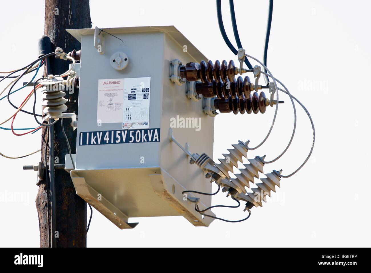 Power Transformer Stock Photos & Power Transformer Stock