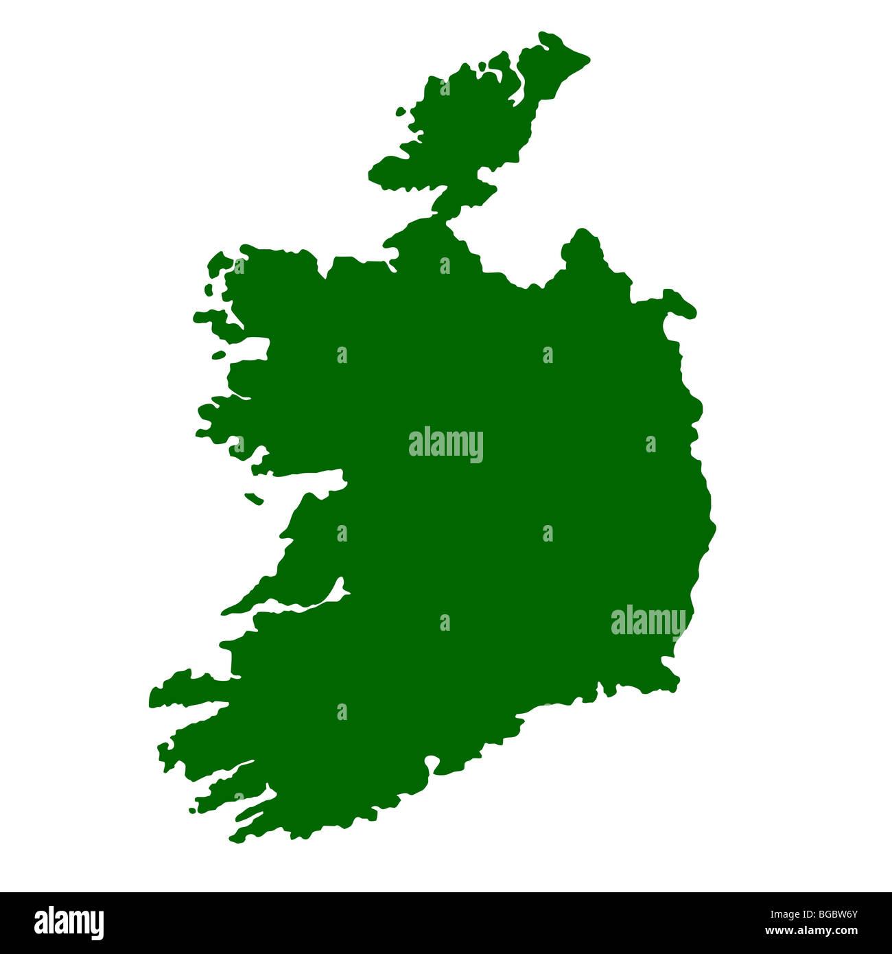 07ca2f4edc3e Ireland Map Stock Photos   Ireland Map Stock Images - Alamy