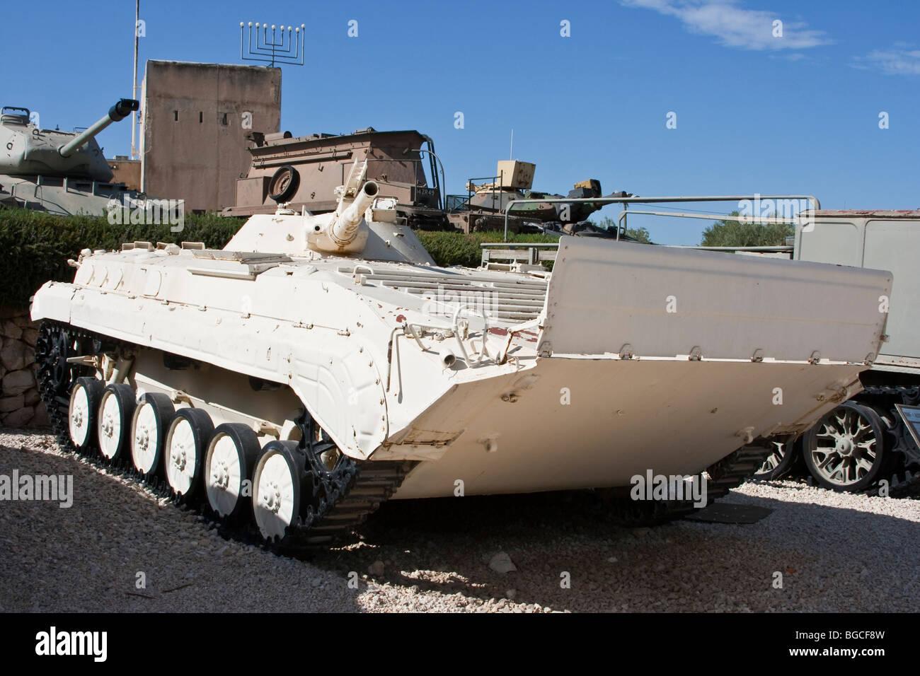 BMP-1 APC - Stock Image