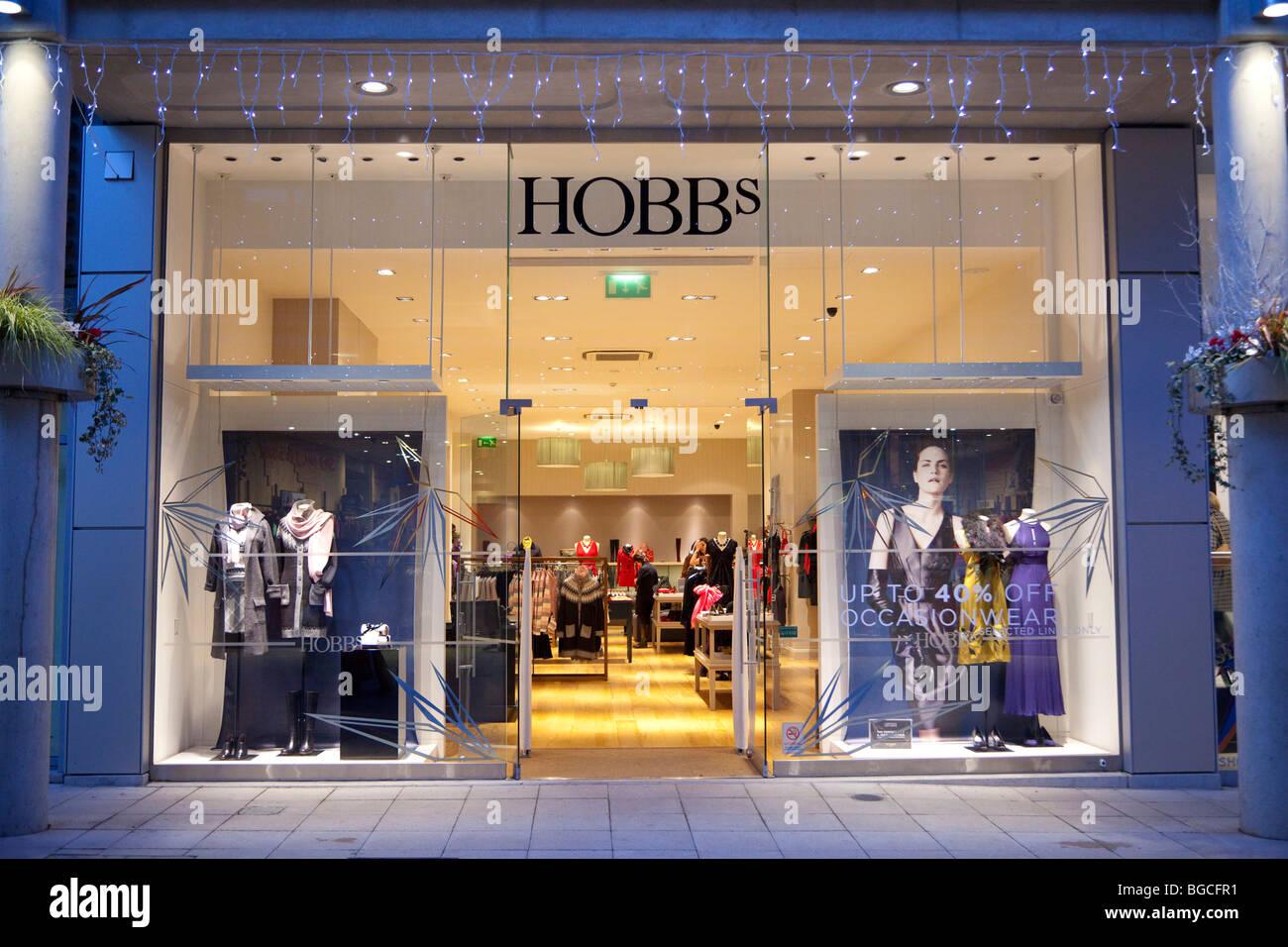 1928f6ce05af Hobbs fashion shop Stock Photo: 27320693 - Alamy